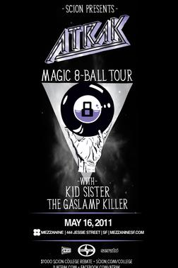 Magic 8 Ball Tour